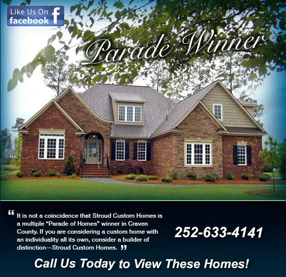 Handcrafted homes new bern nc 28 images carolina for Custom homes new bern nc